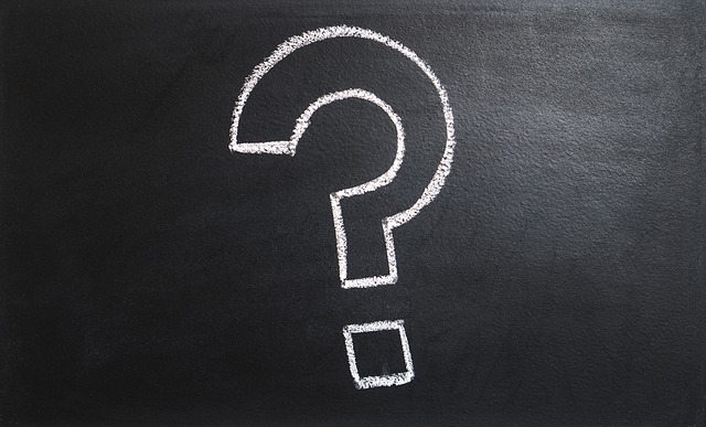Question Mark for Determining Your Tax Status
