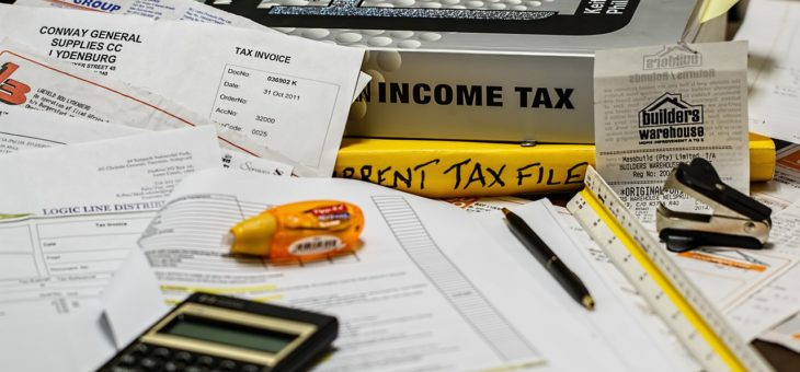 What do I need to take to have my taxes prepared?