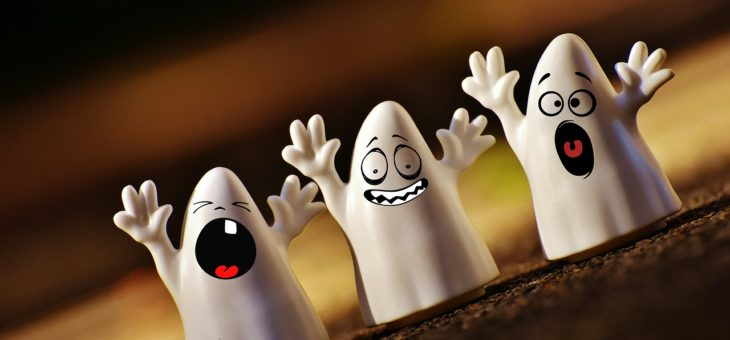 Don't let a ghost prepare your tax return!